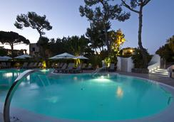 Hotel Hermitage And Park Terme - Ischia - Pool