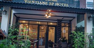 Vientiane SP Hotel - Vientiane - Building