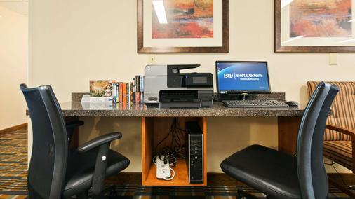 Best Western Empire Towers - Sioux Falls - Business centre