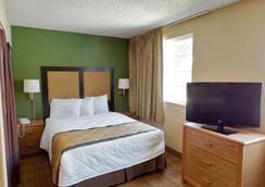 Extended Stay America - Indianapolis - West 86th St. - Indianapolis - Bedroom