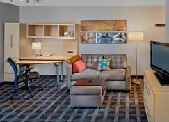 TownePlace Suites by Marriott Albany Downtown/Medical Center - Albany - Living room