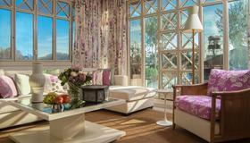 Four Seasons Hotel Milano - Milaan - Huiskamer