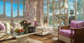 Four Seasons Hotel Milano - מילאנו - סלון