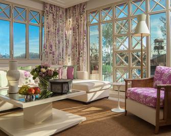 Four Seasons Hotel Milano - Mailand - Wohnzimmer