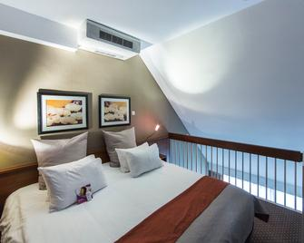 Crowne Plaza Hotel Maastricht - Maastricht - Slaapkamer