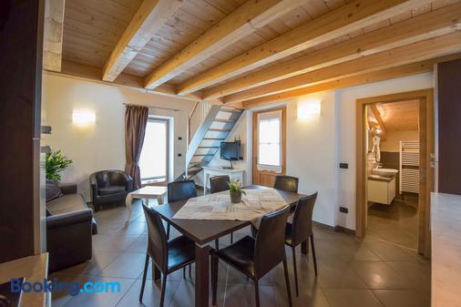 Appartamenti Gallo - Livigno - Τραπεζαρία