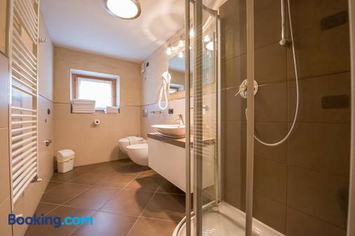 Appartamenti Gallo - Livigno - Μπάνιο