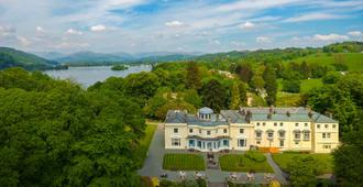 Storrs Hall Hotel - Windermere - Κτίριο