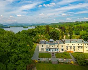 Storrs Hall Hotel - Windermere - Building