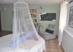 B&b La Semplice Nel Verde - Asti - Habitación