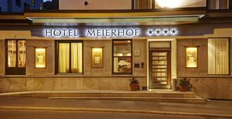 Hotel Meierhof - Νταβός - Κτίριο