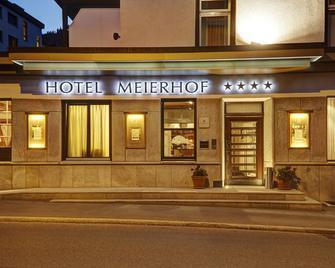 Hotel Meierhof - Davos - Gebäude