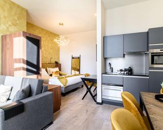 Leopold Hotel Oudenaarde - Ауденарде - Спальня