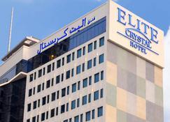 Elite Crystal Hotel - Manama - Edificio