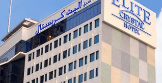 Elite Crystal Hotel - Manama - Building