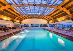 卡爾頓丹恩水療中心酒店 - 波哥大 - 波哥大 - 游泳池