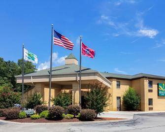 Quality Inn Clinton-Knoxville North - Clinton - Gebouw