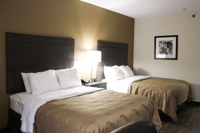 Quality Inn Clinton-Knoxville North - Clinton - Habitación