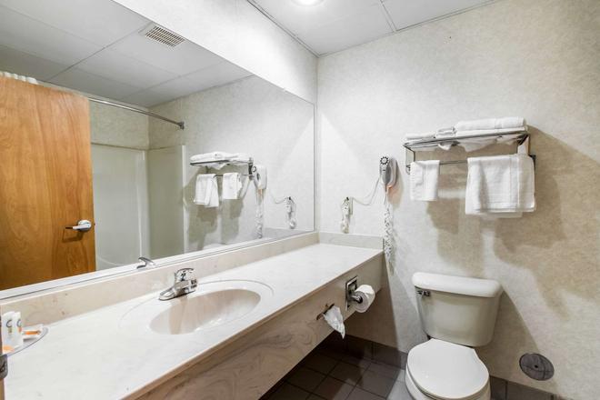 Quality Inn Clinton-Knoxville North - Clinton - Baño