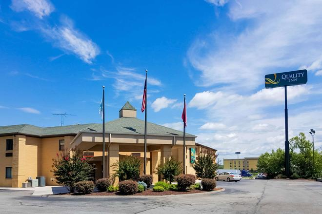 Quality Inn Clinton-Knoxville North - Clinton - Edificio