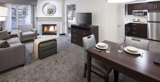 Homewood Suites by Hilton San Jose Airport-Silicon Valley - San Jose - Living room