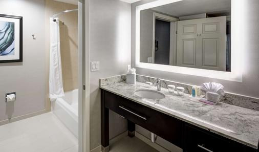 Homewood Suites by Hilton San Jose Airport-Silicon Valley - Σαν Χοσέ - Μπάνιο