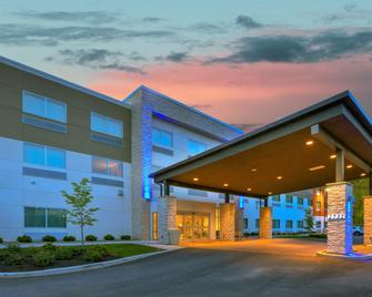 Holiday Inn Express & Suites New Castle - New Castle - Gebouw
