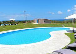 Mercury Boutique Hotel - Sant'Antioco - Pool