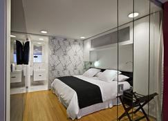 Filadelfia Suites Hotel Boutique - Mexico City - Bedroom