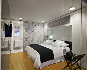 Filadelfia Suites Hotel Boutique - Mexico City - Bedroom