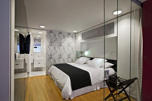Filadelfia Suites Hotel Boutique - Mexico City - Phòng ngủ