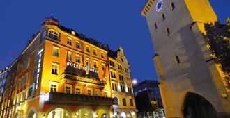Hotel Torbräu - München - Bygning