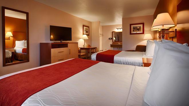 Best Western Discovery Inn - Tucumcari - Makuuhuone