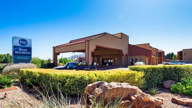 Best Western Discovery Inn - Tucumcari - Rakennus
