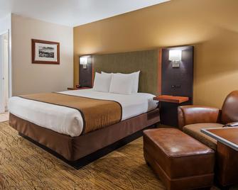 Best Western Discovery Inn - Tucumcari - Ložnice