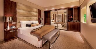 City of Dreams- The Countdown Hotel - Macau - Schlafzimmer