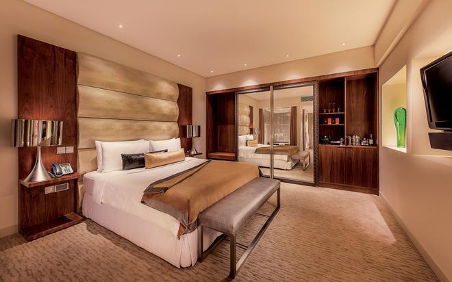 City of Dreams- The Countdown Hotel - Macao - Camera da letto