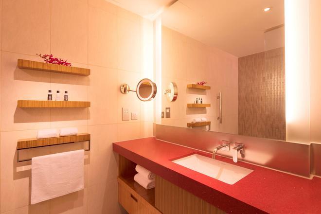 City of Dreams- The Countdown Hotel - Macao - Bagno