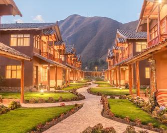 Wayqey Lodge - Urubamba - Outdoors view