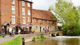 The Old Mill Hotel - Salisbury - Edificio