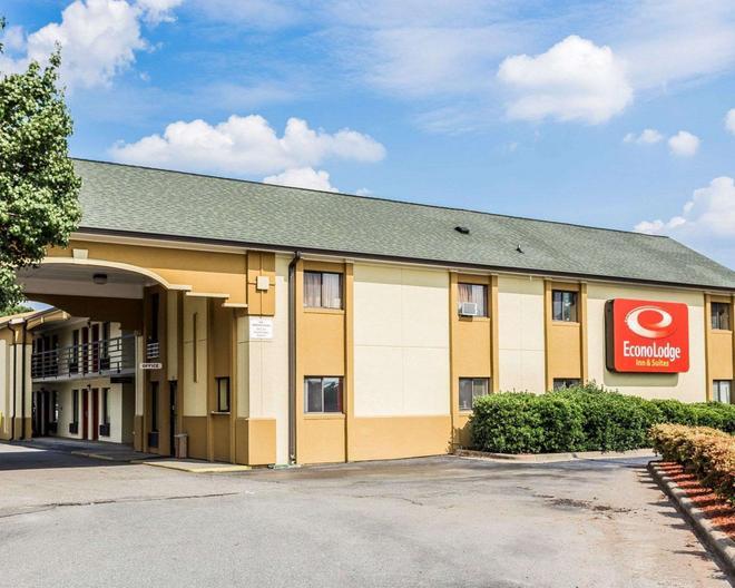 Econo Lodge Inn & Suites Matthews - Charlotte - Matthews - Building