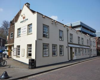 Ye Olde Talbot Worcester By Greene King Inns - Вустер - Building