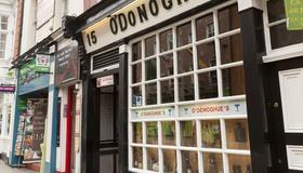 O'Donoghue's - Dublin - Rakennus