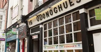 O'Donoghue's - Dublin - Gebäude