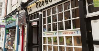 O'Donoghue's - Dublino - Edificio