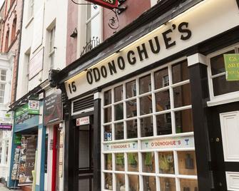 O'Donoghue's - Dublin - Building