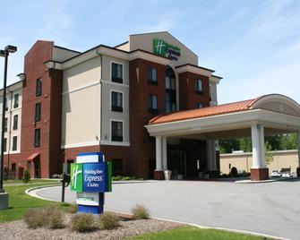Holiday Inn Express & Suites Rockingham - Rockingham - Gebouw