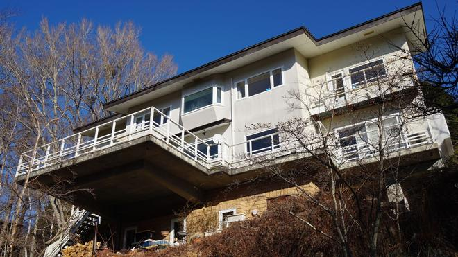山湖旅館及小屋 - 山中湖村 - 建築