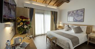 Hotel Orologio - פרארה - חדר שינה