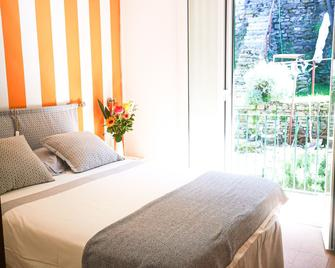 Punto Zero - Corniglia - Bedroom